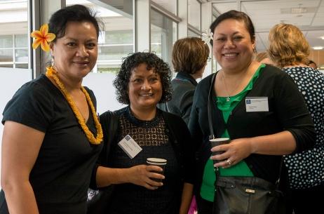 3 Pacific ladies