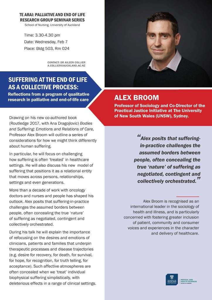 Alex Broom-2018 research seminar series-final